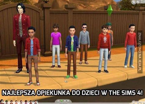Sims Hehehehe Meme - najlepsza opiekunka do dzieci w the sims 4 obrazki jeja pl