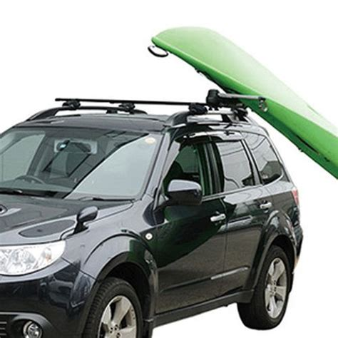 Loading A Roof Rack by Inno Ina453 Universal Side Load Assist Kayak Lifter 25
