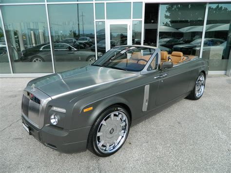 green rolls royce matte green rolls royce drophead is fit for a