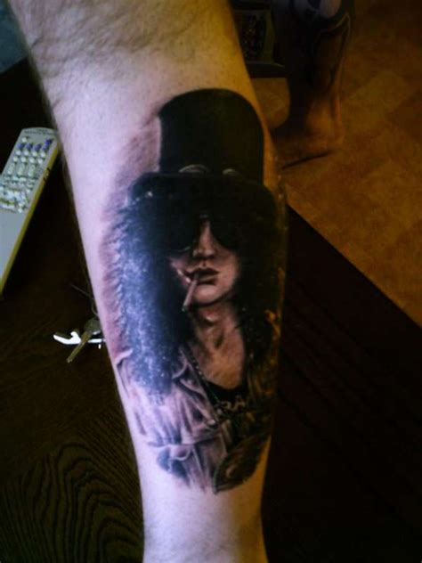 slash tattoos pictures to pin on pinterest tattooskid