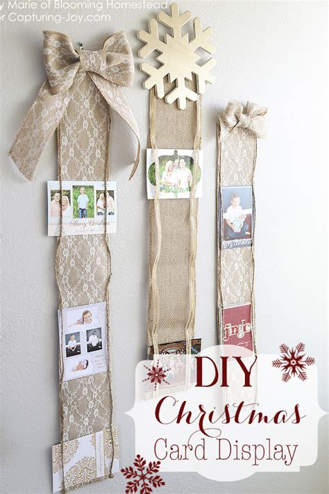 christmas photo holder cards
