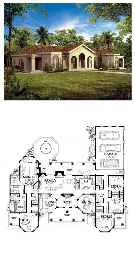 southwestern style house plans house plans southwestern style ranch house design ideas