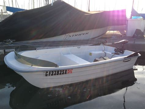 used water tender boat for sale kl industries custom sun dolphin west marine water