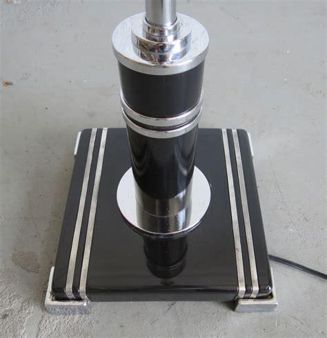 art deco floor l shades american art deco floor l with mica shade modernism
