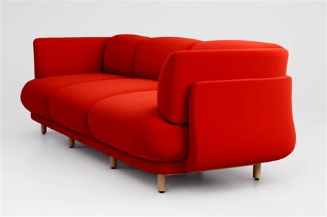 couch pegs cappellini peg sofa 3d model max obj cgtrader com