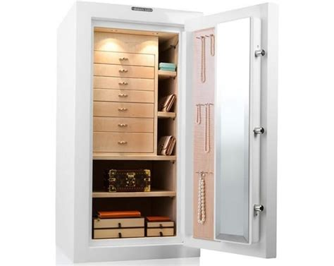 Guys Home Interiors elegant high end gem amp jewelry safes from brown safe