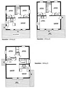 Small Cabins Floor Plans by Small Cabin Floor Plans Guest Cottage Pinterest