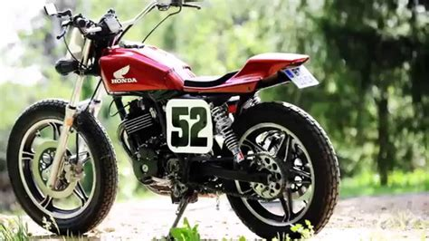 500 ft to honda ft 500 flat traker by alxtrem