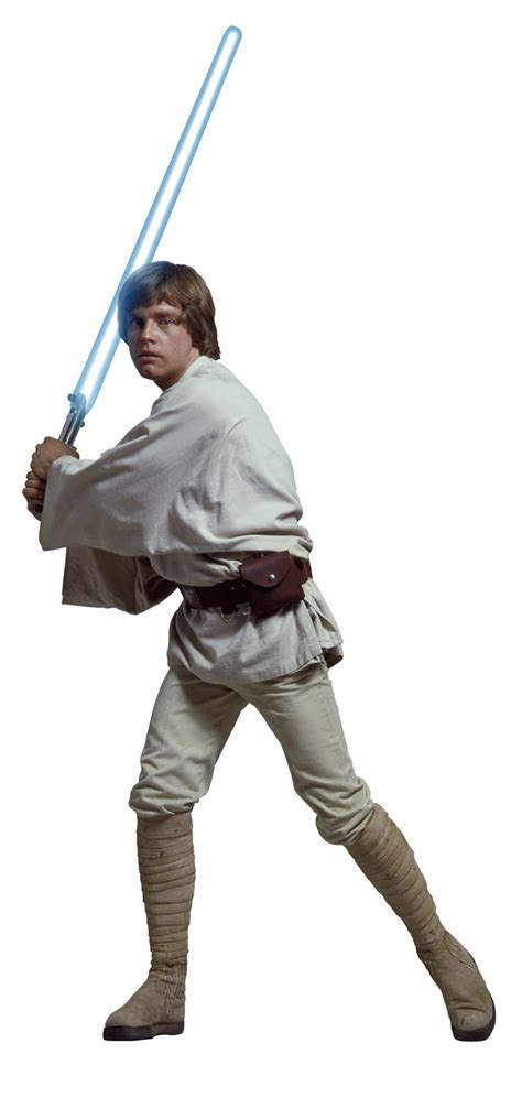 Sale Lukece Whitening wars luke skywalker peel stick applique