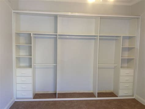 Diy Built In Wardrobe Doors - wonderful built in wardrobe designs looks inexpensive