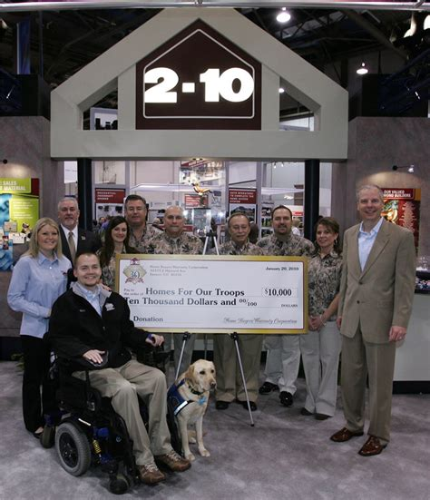 2 10 home buyers warranty 174 gift will help adapt homes for