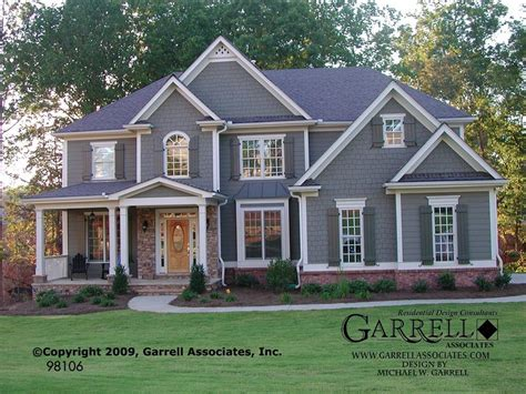 traditional style house plans traditional craftsman style house plans unique garrell