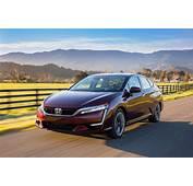 2017 Honda Clarity FCV Review  AutoGuidecom News