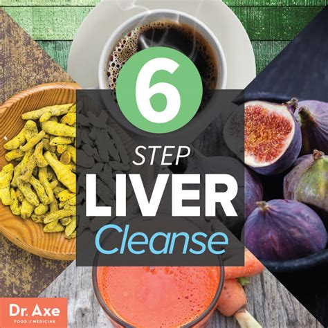 Is Liver Detox For You by 6 Step Liver Cleanse