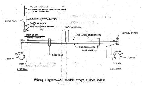 car lift diagram free wiring diagrams schematics