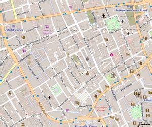 Regent Theatre Floor Plan soho wikipedia