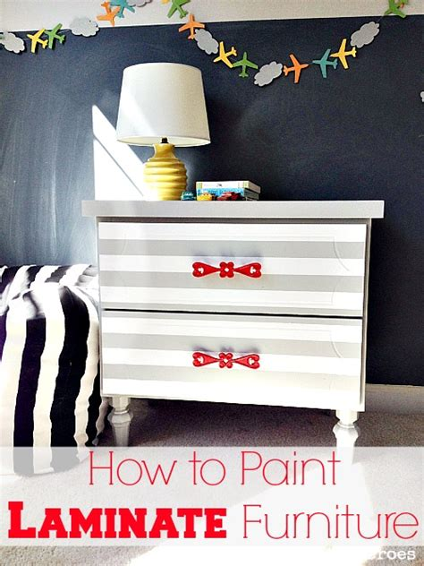 spray paint laminate furniture how to spray paint laminate furniture hometalk