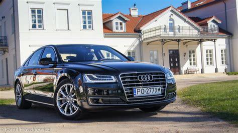 Audi A8 3 0 Tdi Test by Test Audi A8 3 0 Tdi 258 Km Komfort Przede Wszystkim