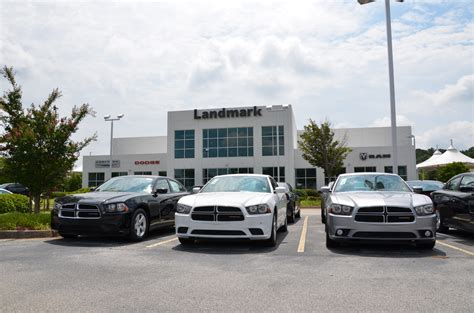 Landmark Chrysler Jeep Atlanta Dodge Dealership Landmark Dodge Chrysler Jeep Ram