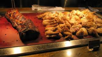 the spoon buffet price roasting station with different meats picture of