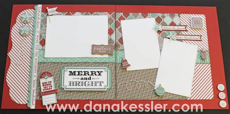 layout design for christmas sparkle shine holiday scrapbook layouts and blog hop