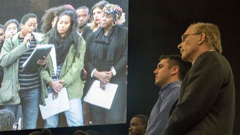 Missouri Student President School Has Racism Also Unity - university of missouri student movement mirrors ic s the