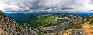 paul peak summit and lake cabinet mountains montana ii