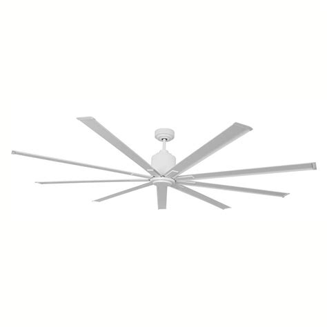 big air ceiling fan big air 96 in indoor outdoor white industrial ceiling fan