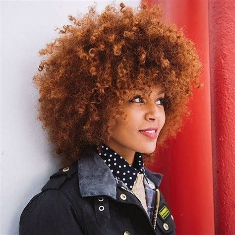 dyed curly hairstyles a guide to dying curly natural hair red curls understood