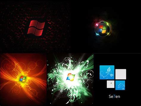 wallpaper animated windows 7 free new download windows 7 black wallpaper downloads