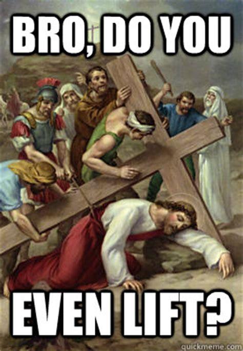 Bro Jesus Meme - jesus freak 12 viral jesus memes because god can take a