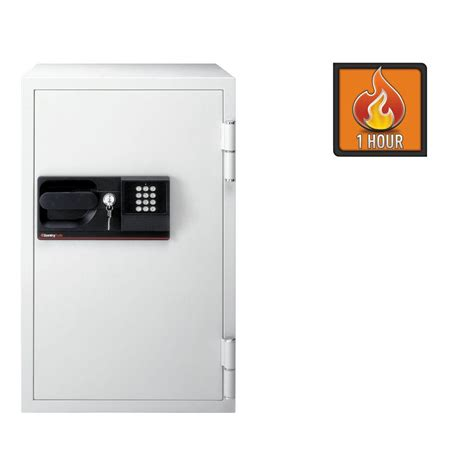 sentrysafe 3 cu ft steel commercial safe with