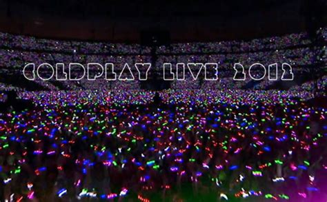 coldplay live 2012 coldplay announce concert film live album consequence