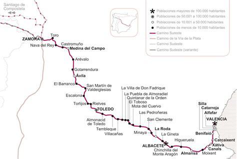 camino de levante camino de xacopedia