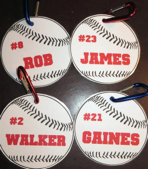 printable baseball tags room mom extraordinaire basketball bags baseball tags