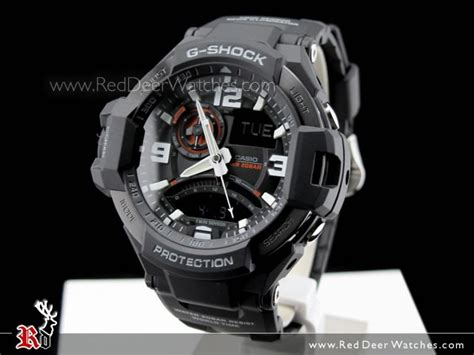 G Shock Gpg 1000 Black buy casio g shock gravity defier compass thermometer sport ga 1000 1a ga1000 buy