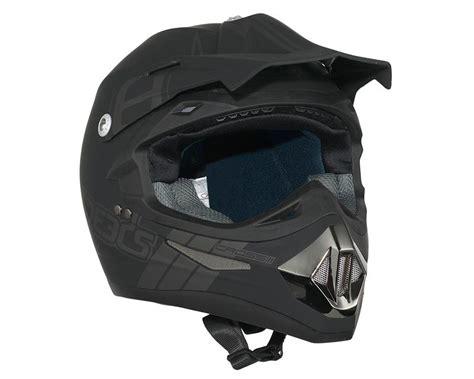 Helm Cross helmet speeds cross ii matt black scooter parts racing planet uk