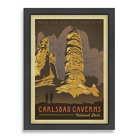 bed bath and beyond carlsbad americanflat carlsbad caverns framed wall art