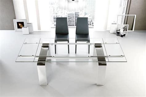 tavolo allungabile riflessi tavolo moderno allungabile riflessi mito acquistabile in