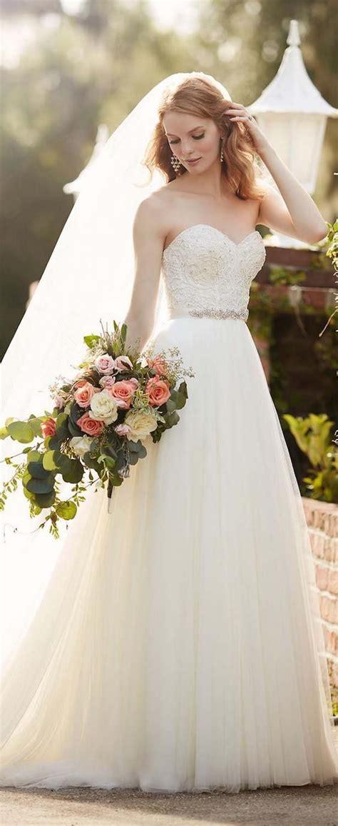 25  best ideas about Sweetheart wedding dress on Pinterest