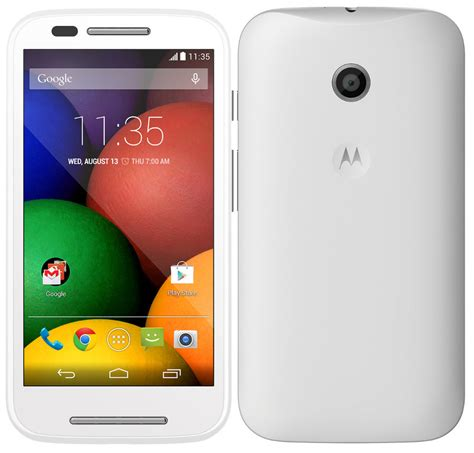 motorola android motorola moto e with 4 3 inch qhd display android 4 4 launched in india for rs 6999