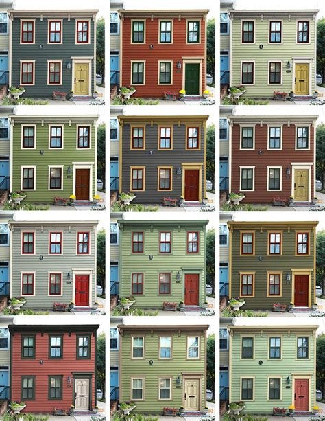 how to color a house 1000 ideas about exterior house paint colors on pinterest