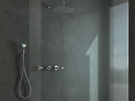 cristina doccia miscelatore per doccia o vasca con deviatore bollicine