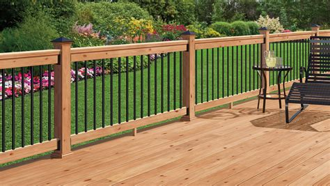 cheap metal balusters for deck doherty house