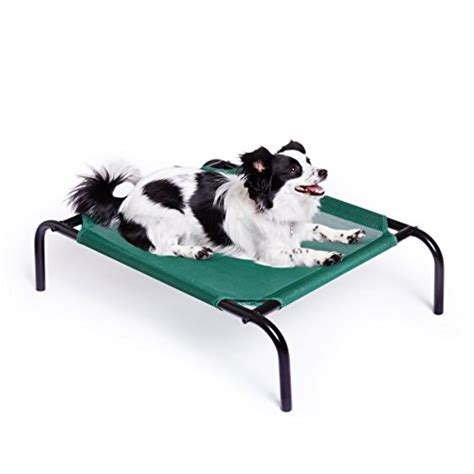 cooling pet bed amazonbasics elevated cooling pet bed amazin top 100