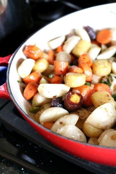 braised root vegetables braised root vegetables