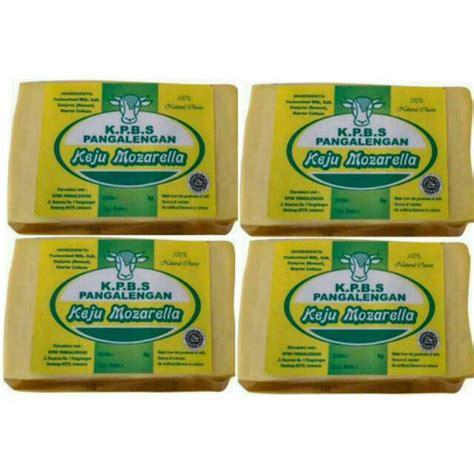 Keju Mozarella Kemasan 1 Kg 1kg mozarela mozarella kpbs 4x250gr shopee indonesia