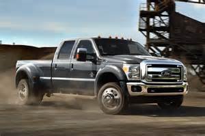 Duty Ford 2015 Ford F Series Duty Look Truck Trend