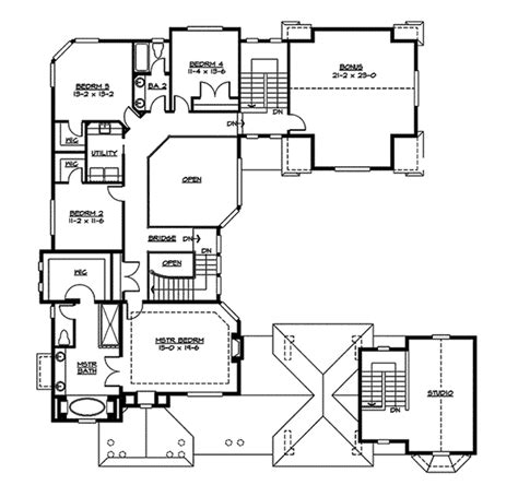 mil house plans rochester mill luxury home plan 071s 0027 house plans