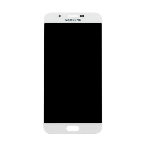 Lcd Samsung A8 samsung galaxy a8 lcd touch screen digitizer assembly pearl white